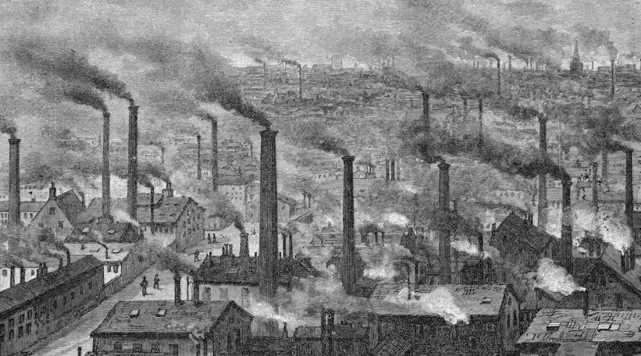 Why Did the Industrial Revolution Happen in Britain in the Eighteenth Century?
