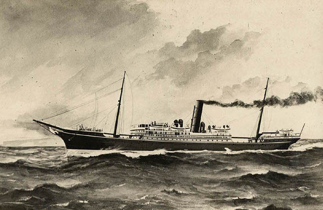 SS Australasian