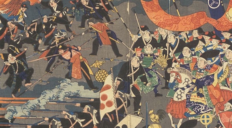 The Transformation of Japan after the Meiji Restoration